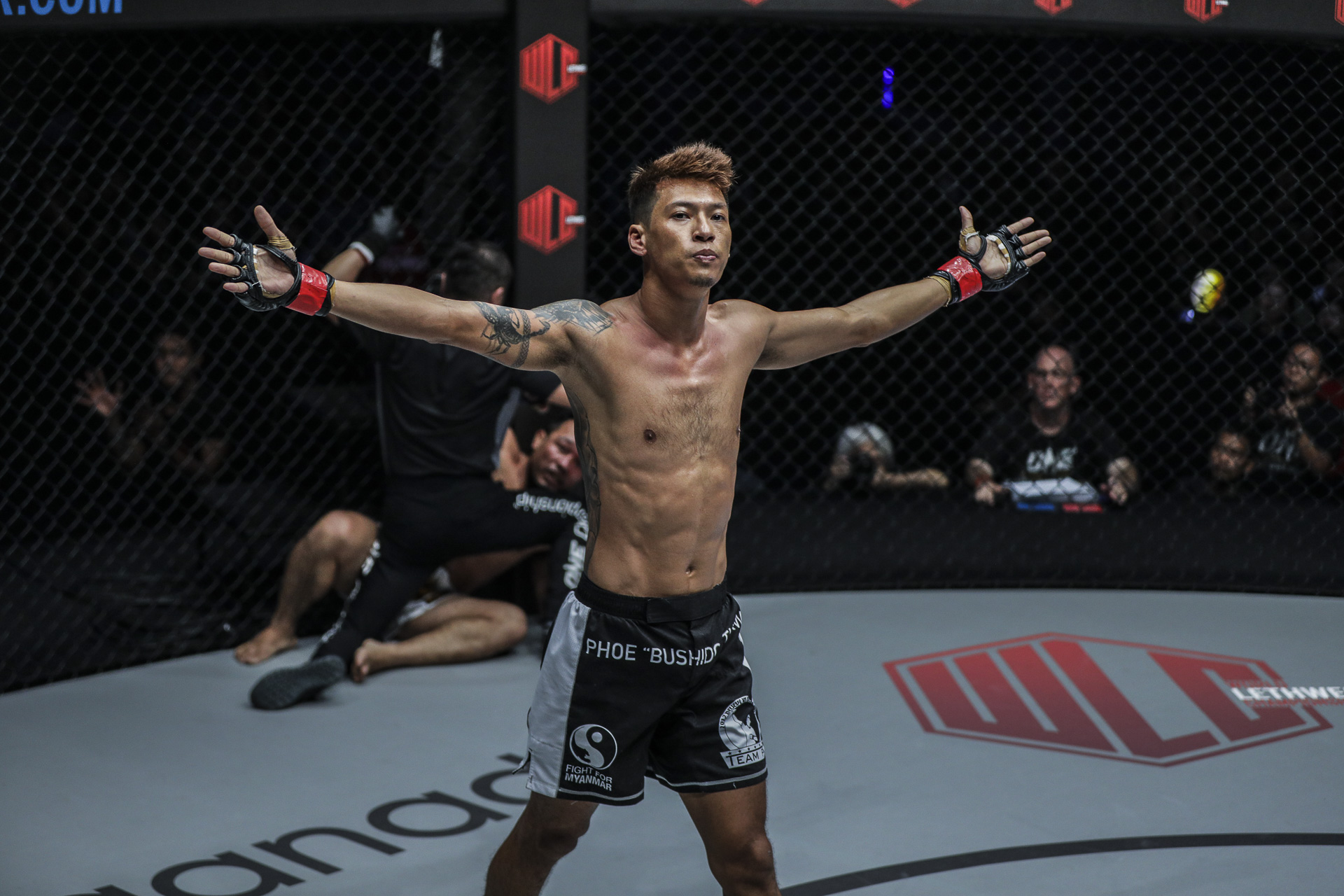 Phoe Thaw (©ONE Championship)