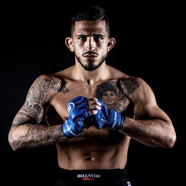 Sergio Pettis (©Bellator MMA)