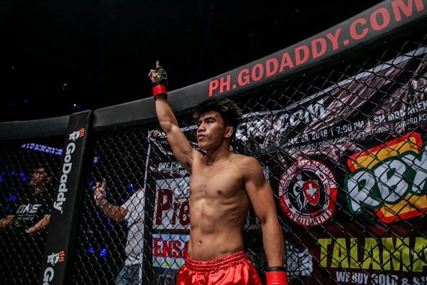 Joshua Pacio (©ONE Championship)