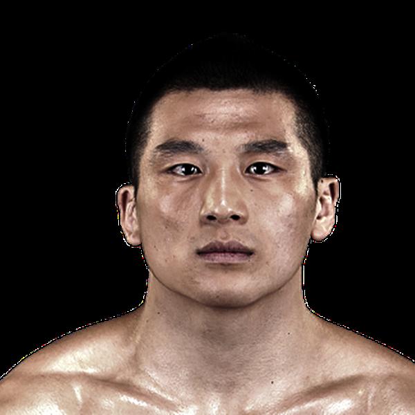 Zhang Lipeng (©UFC)